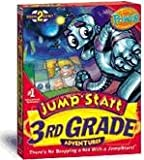 Jump Start 3rd Grade Adventures (Deluxe 2 CD-Rom Set)