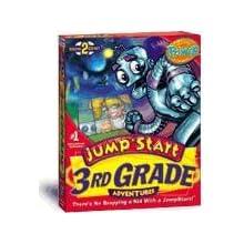 Jump Start 3rd Grade Adventures (Deluxe 2 CD-Rom Set)