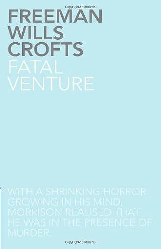 book cover of Fatal Venture
