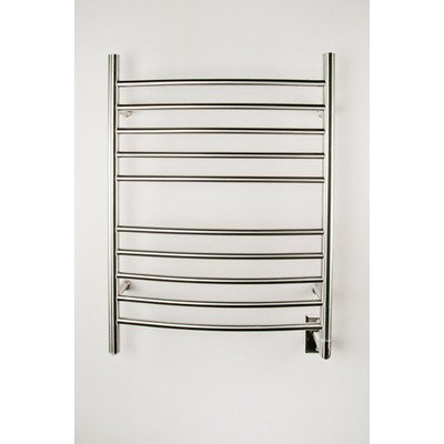 Amba RWH-CB Radiant Hardwired Curved Towel Warmer, Brushed (Amba Heated Towel Rack compare prices)