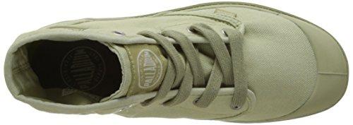 Palladium Pampa Hi Ladies Hautes Chaussures De Sport Vert (vert Sauge / Guimauve)