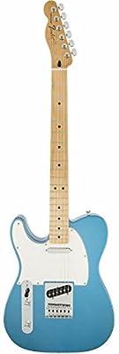 Fender Standard Telecaster Electric Guitar - Left Handed - Maple Fingerboard by Fender Musical Instruments Corp.