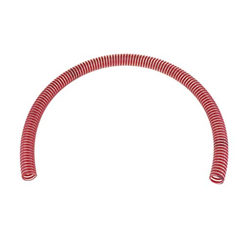 DYNWAVE 100cm Water Air Hose Wine Beer Brewing Making Tools Wine Water Beverage Red Hose Home Kitchen Garden from DYNWAVE