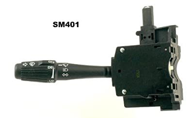 Shee-Mar SM401 Turn Signal - Wiper/Washer - Hi/Low Beam - Multifunction Switch (DOES NOT FIT WRANGLER)