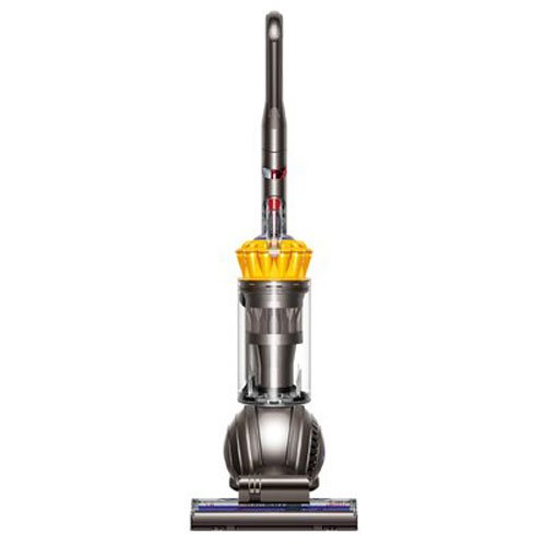 Dyson 206900-01 Ball Multi Floor Upright Corded Vacuum, Yellow and Iron