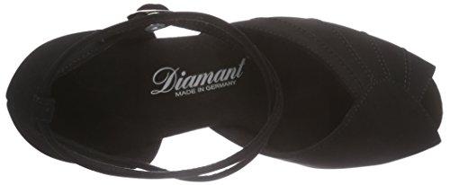 040 Latein Noir Diamant Danse 027 Damen de Chaussures Tanzschuhe 060 de Noir Salon Femme 5pqwXrOq