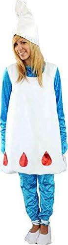 Disfraz de pitufina talla L: Amazon.es: Juguetes y juegos