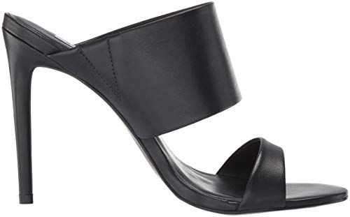 Leather Dress 5 Mallory Black Us Open Steve Women's Madden 8 xHPOqf