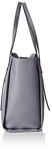 Calvin x Large 002 H Tote Grigio Grey Os Steel Klein Donna x Marissa cm 15x30x48 L Borsa W rUgSrax