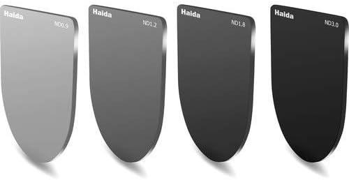 Haida Rear Lens ND 4 Filter Kit Dedicated to Canon 11-24mm f//4L USM Lens