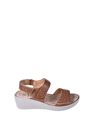 95963ccb3ed1b0 Mephisto Mobils Penny PERF Women's Sandal - Wide Fit - Brown (39(EUR)