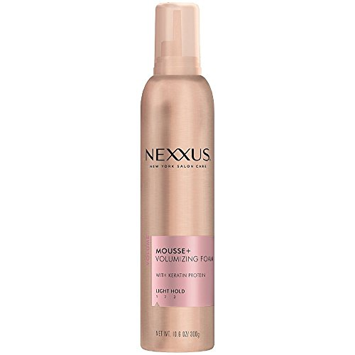 nexxus-mousse-plus-volumizing-foam-light-hold-106-ounce-313ml-2-pack