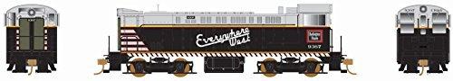 échelle H0 - Locomotive diesel Baldwin VO-1000 Chicago, Burlington & Quincy