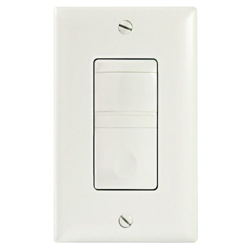 RS150BAW WattStopper Passive Infrared Wall Switch with Vacancy Sensor - -