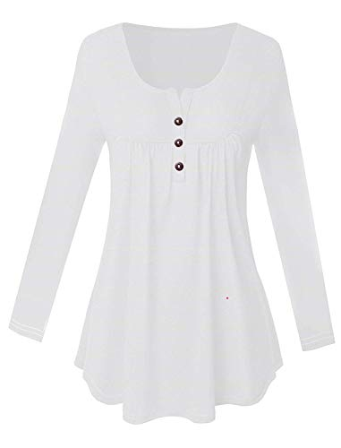 PinUp Angel White Peasant Blouse Women Fashion 2018 Short Sleeve Casual Tunic V Neck Top (Blouse Angel)