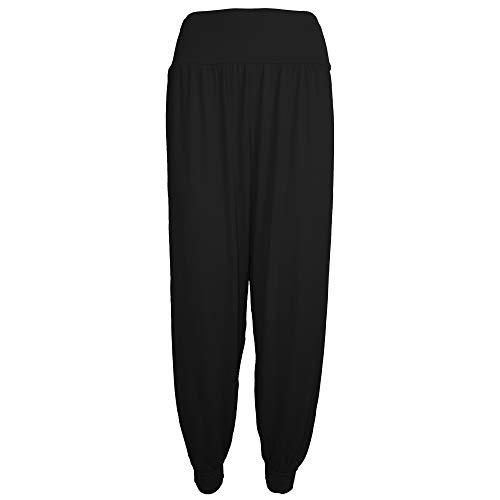 Oops Outlet New Womens Ali Baba Harem Baggy Full Length Leggings Trousers Pants
