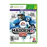 ELECTRONIC ARTS 73055 / EA Madden NFL 25 Sports Game – DVD-ROM – Xbox 360, Best Gadgets