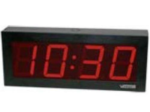 Valcom 4.0 Inch, 4 Digit Clock Display VIP-D440A