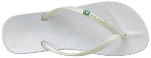 E Bianco23997 White Ragazze IpanemaBeachInfradito white Bambine Per MSUzVLqpG