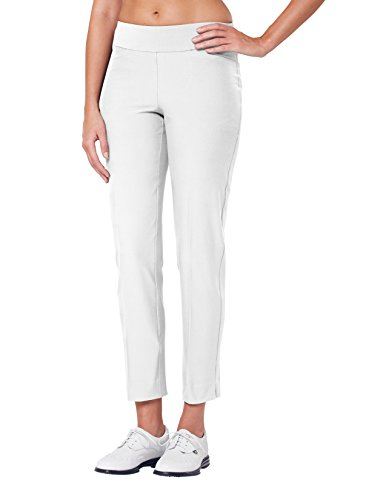 (Tail Activewear Women's Mulligan Ankle Pant 16 White)