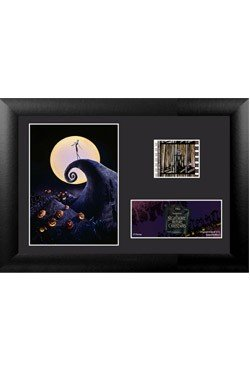 Filmcells Nightmare Before Christmas Minicell Framed Art (S1)