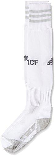 adidas Kinder Socken Real Madrid Heim, White/Clear Grey, 37-39, AH6762