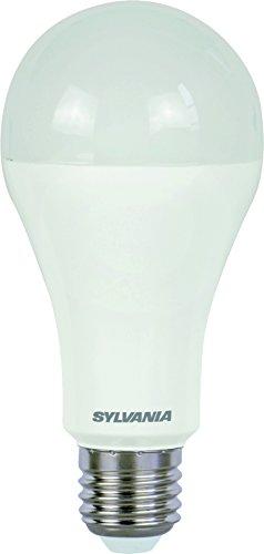 Sylvania LED 20 W 2452lm 4000 K E27 Forma de la Bombilla: Amazon.es: Hogar
