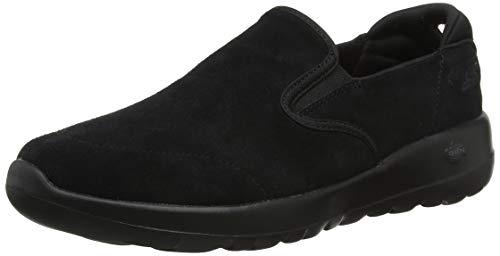 Skechers Infilare Black Nero Predict Donna Joy Bbk Sneaker Go Walk PgqrwSPZx