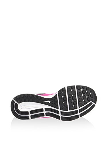 Nike Zoom Pegasus 33 (Gs), Zapatillas de Deporte Para Niñas Rosa (Rosa (Pink Blast / Black-Cl Grey-White))
