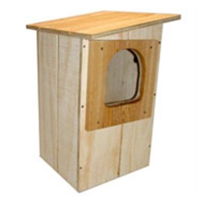 Stovall Products 6HB Barred Owl Box