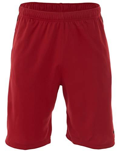 Nike Men's Short Epic Knit Training Short (Gym Red/Black/Black, ()