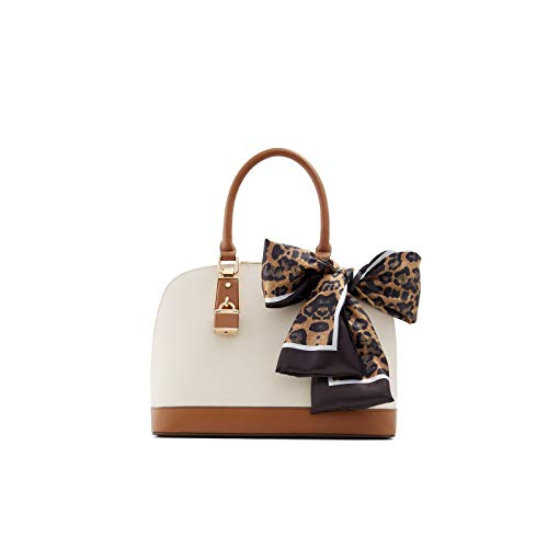 Aldo Top Handle Handbag Yilari, Other Dark Beige