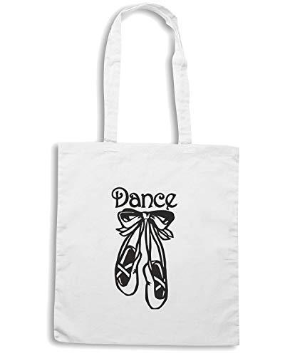 Borsa Speed Shopper Bianca DANCE SHOES 41414 Shirt FUN1147 qCUq5x4n