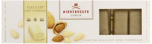 Niederegger Mini White Marzipan Loaves Window Box, 3.5 Ounce by Niederegger