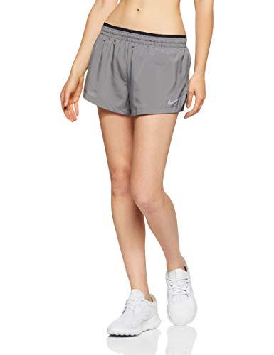 Gunsmoke black Nike Silver Elevate reflective Mujer Pantalón qwfxaHz8