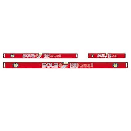 Sola BigX Set BigX3 100 aluminium spirit level bigx 30 bigx 60