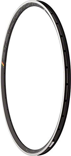 (HED Belgium Plus 25mm Rim 28h with Machined Side Wall Black)