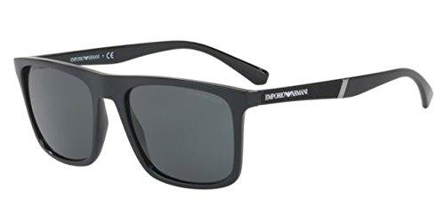 - Sunglasses Emporio Armani EA 4097 F 501787 BLACK