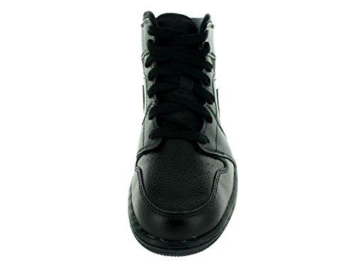Mid Nike Nero 1 Bambino Basket Scarpe da BG Jordan Owrtw