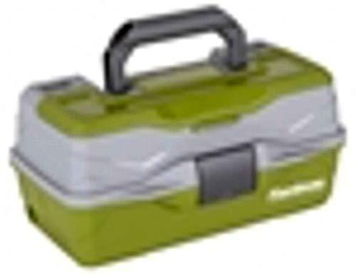 Hard Tackle Boxes Flambeau 6381TB 1- Tray Hard Tacklebox-Green