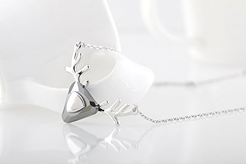 IUHA Elegant Oka Necklace made with Swarovski Crystal For Women Love Gift by IUHA (Image #2)