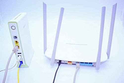 Fiber /óptica cable SC // APC a SC // APC monomodo simplex 9//125 Vodafone y Jazztel Compatible con Orange Movistar
