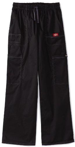 Dickies Generation Flex Men's Youtility Scrub Pants,Black,4X-Large