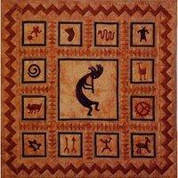 (Pueblo Rock Art)