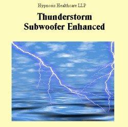 Subwoofer 08 - Thunderstorm Nature - Subwoofer Enhanced CD by Charles Vald (2004-08-02)