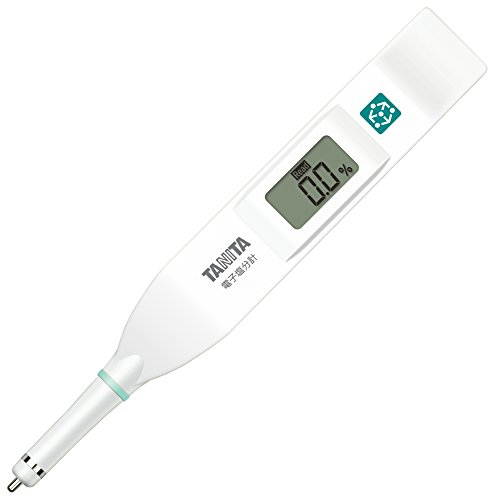 TANITA digital salinity meter white SO-304-WH