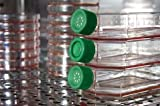 EZ-LINE T-Flasks Vented Caps, 75cm2 TC Treated T-Flask with Filter Cap, 100 per case