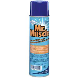 Mr. Muscle Oven & Grill Cleaner 19oz Can Aerosol 91206 1 Can