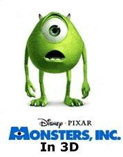 View-Master Monsters Inc. - 3 reels by View Master (Image #1)