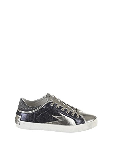 Blue 2531040 Sneakers Leather Crime London Women's atcwO0q